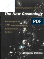 Colless, Matthew - The New Cosmology