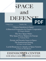 Space_and_Defense_vol4_nr1 Winter 2010 - Eisenhower Center for Space and Defense Studies