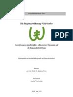 Prof. Dr. Andreas Novy - Die Regionalwährung Waldviertler