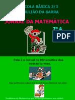 Jornal Matemática 3