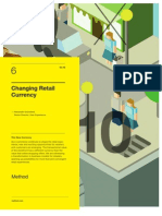 Changing Retail Currency - The New Currency - Alexander Grünsteidl