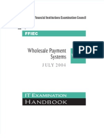Whole Sale Payment System