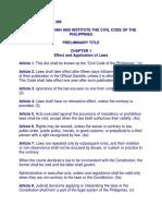 s Civil Code of the Philippines