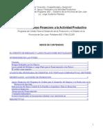 Ramirez, Jorge g - Apoyo Financiero a La Actividad Productiva