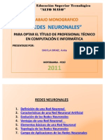 REDES NEURONALES2003