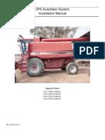 4100900-30 - Installation Instructions - CASE 23xx HYD