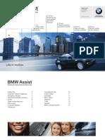 2011 BMW Assist Brochure