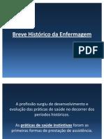02. Breve Histórico da Enfermagem