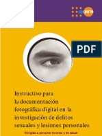 Instructivo fotografia INML