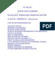 A VOLTA - CHICO XAVIER - ESPÍRITOS DIVERSOS