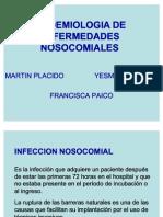 Epidemiologia de Enfermedades Nosocomiales
