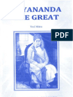 Dayananda the Great - English