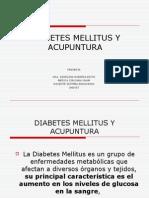 Diabetes y Acupuntura