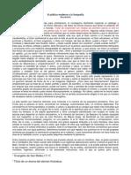 Charles Baudelaire - El Público Moderno Y La Fotografía
