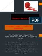 Tratamiento en Dm Tipo 2