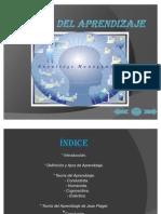 teoradelaprendizaje-090519094312-phpapp01
