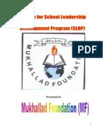 Manual of Sldp 4 Pef