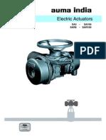 Actuator Catalogue Complete