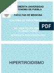 B) Expo Dr. Flores Hipertiroidismo e Hipotiroidismo