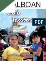 Txostena Alboan 2010