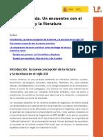 Lectura híbrida. Encuentro con el arte, cine y literatura - Alba Ambròs Pallarès