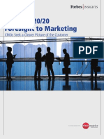 Wp Forbes Bringing Foresight to Marketing