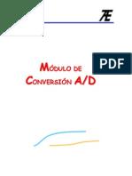 Circuitos de Conversion AD y DA