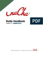 Cha Cha Tipsheet Guide Handbook v7.3
