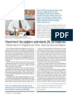 Kleemann Asansor Dunyasi Interview