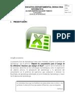 Guia Excel 3 - Funciones