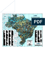 Mapa de Solos Do Brasil