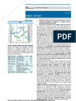 Daily FX Str Europe 11 July 2011