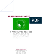 An African Imperative
