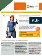 Galp Energia Madrileña de Gas - Newsletter Julio/Agosto 2011