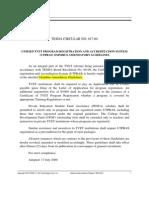 TESDA Circular No. 017-00 - UTPRAS Guidelines (07!17!2000)