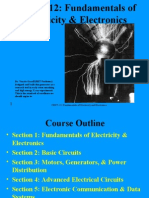 Fundamentals of Electricity & Electronics