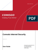 Comodo Internet Security User Guide