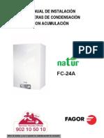 M. Instalacion FC-24A - Servicio Técnico Fagor
