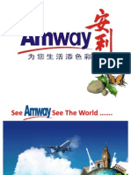 Amway Marketing Plan(安利商业企划)