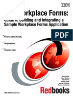 IBM Worlkplace Forms
