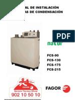Manual de Instalacion 120505-090209 - Servicio Técnico Fagor