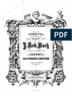 Bach - Goldberg Variations - Peters Czerny