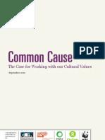 Common Cause Report  WWF (Omställning Tranås)
