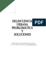 Delincuencia Urbana Problematic A y Soluciones