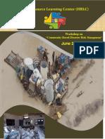 Disaster Risk Management .Final 2