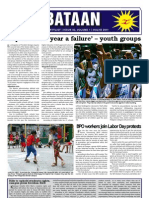 Kabataan Newsletter (July 2011)