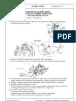 Bosch VE Pompe Calage Procedure