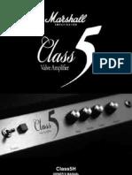 Class5H Handbook
