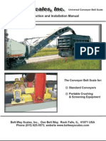 Beltway Scale Manual 2009