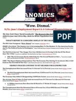 """Wow. Dismal."" - 9.2%"